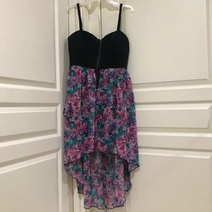 Material girl floral summer dress size XL